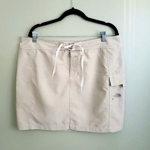 The North Face Beige Skirt Sz 14